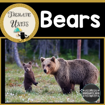 Bear Thematic Unit
