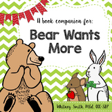 Bear Wants More {A Book Companion}
