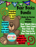 Bear Wants More, Bear's New Friend, Bear Feels Scared and MORE! Bear Bundle