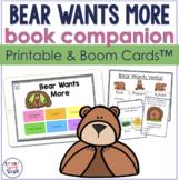 Bear Wants More Speech & Language Activities | Boom™ Cards