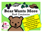 Bear Wants More: Speech and Language Book Companion