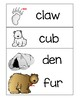 Bear Words