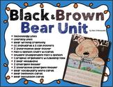 Bear Writing and Craft Unit -Total Unit ~ Vocabulary ~ Gra