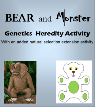 Bear and Monster Genetics Activity
