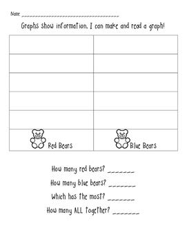 Bear color graph