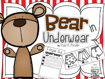 Bear in Underwear - a Book Study