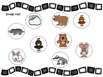 Bear's Adventures Preschool Activities