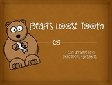 Bear's Loose Tooth Response Pages