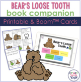 Bear's Loose Tooth:  Speech & Language Activities