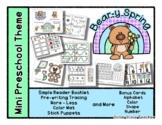 Bear-y Spring - Mini Preschool Theme