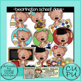 Bearington Bears School Days Clipart