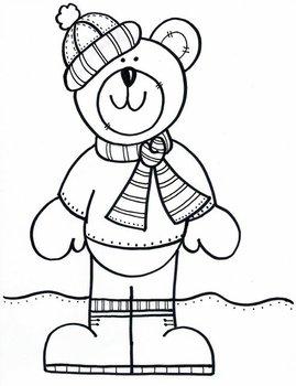 'Bearly' Winter