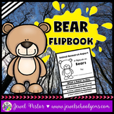 Bear Science Activities (Bear Research Flipbook)
