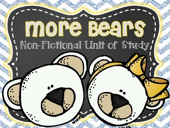Bears: A Non-Fictional Unit of Study