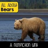 Bears - A Nonfiction Unit