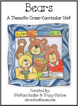 Bears: A Thematic Cross-Curricular Unit