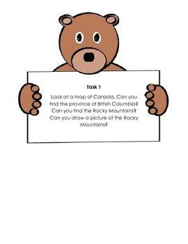 Bears! Bear-Themed Activities for Kindergarten to Grade 3