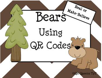 Bears, Bears, Bears using QR Codes