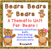 Bears Thematic Unit
