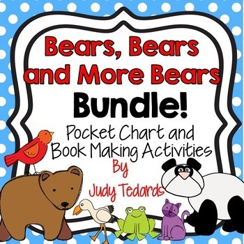 Bears, Bears and More Bears Bundle