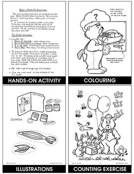 Bears For Kindergarten Gr. K-1