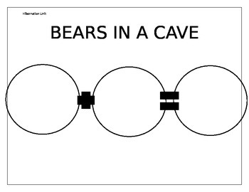 Bears In A Cave Addition Mat