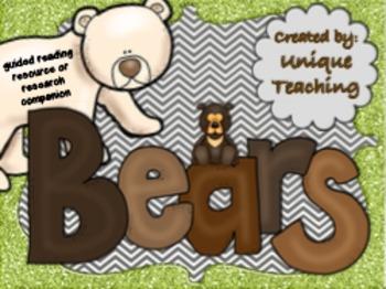 Bears - Informational Text