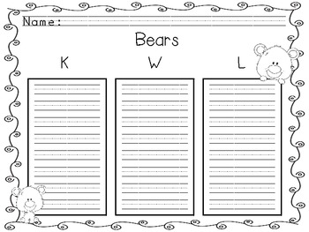 Bears Mini Unit