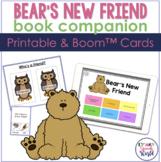 Bear's New Friend:  Speech & Language Activities