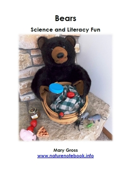 Bears -Science and Literacy Fun