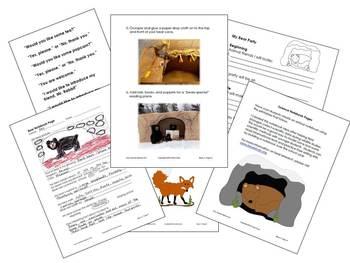Bears -Science and Literacy Fun