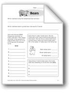 Bears (Thinking Skills)