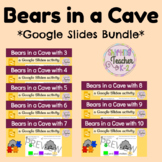 Bears in a Cave *Bundle* with Google Slides