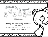 Bears in a Cave Math Bundle