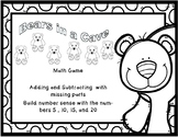 Bears in a Cave Mats