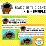 Bears in the Cave Addition & Subtraction Bundle