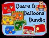 Bears 'n' Balloons Classroom Decor Bundle