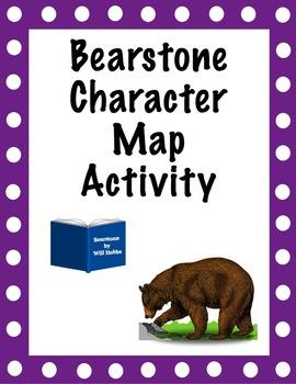 Bearstone - Cloyd's Character Map