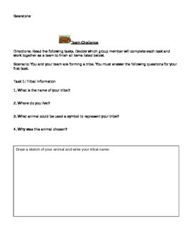 Bearstone Study Questions and Activity