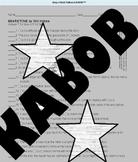 Bearstone novel quiz, Bearstone novel test