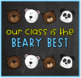 Beary Best Bulletin Board and Door Decor