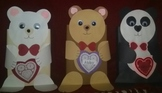 Beary Cute Valentine Mailboxes