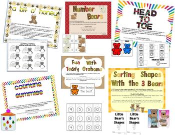 Beary Fun Learning for the Common Core