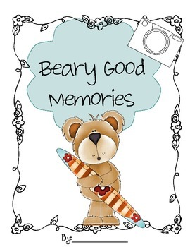 Beary Good Memory Books