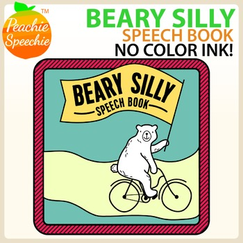 Beary Silly Speech Books