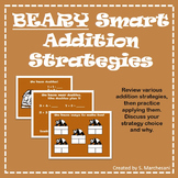 Beary Smart Addition Strategies Flipchart