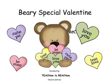 Beary Valentines Skills