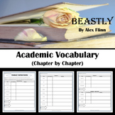 Beastly Chapter by Chapter Vocabulary