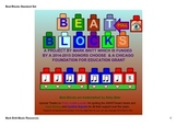Beat Blocks Rhythmic Notation - Orff & Kodaly SMARTboard A