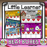 Rhythm Beat Boxes for Little Learners